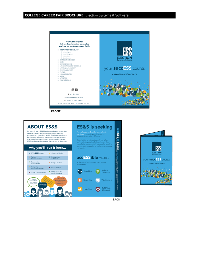 ES&S Brochure